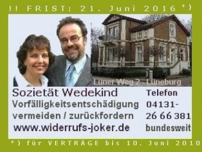 Kreditwiderruf Widerrufsjoker Axa Textbausteinmuster Brief