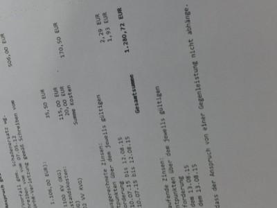 Waldorf Frommer Mahnbescheid Und Klage Anwalt24de