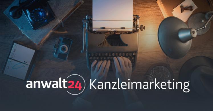 Mandantenbindung durch Newsletter. Newsletter-Marketing   anwalt24