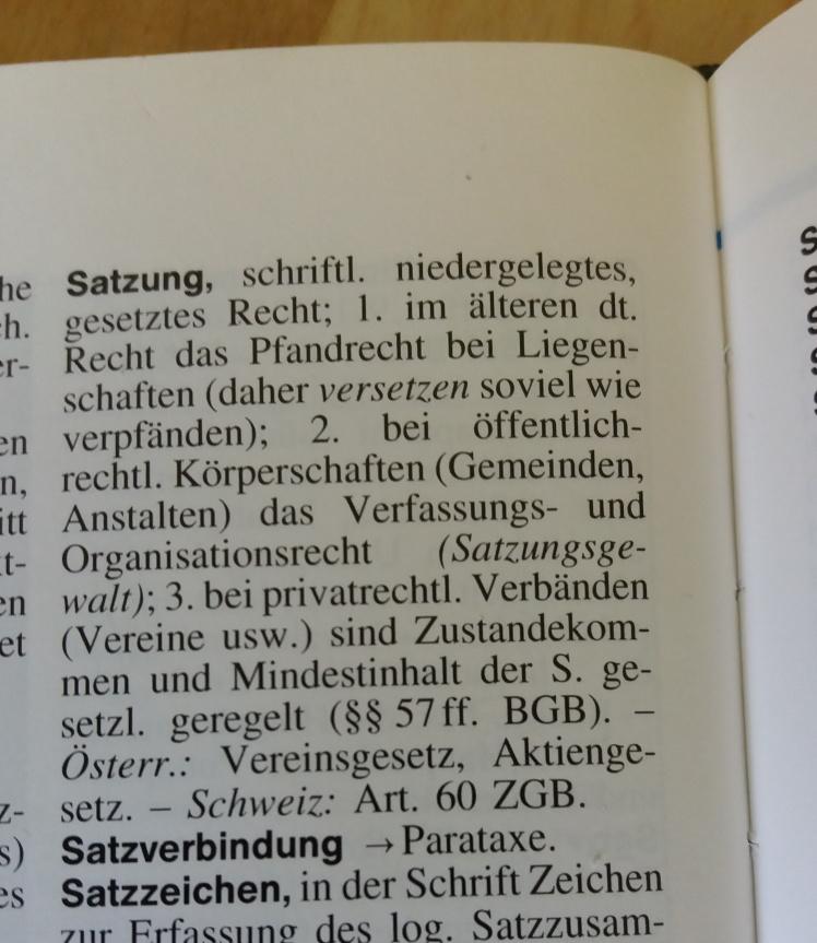 Gründung GmbH etc. eigener Anwalt