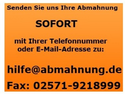 Abmahnung 538 Dance Smash Ibiza 2014 - Rechtsanwalt Daniel Sebastian für DigiRights Administration GmbH