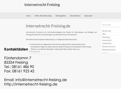 Abmahnung – Rechtsanwalt Daniel Sebastian – FKCLUB – The Strange Art