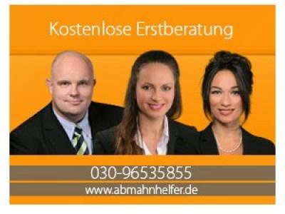 Abmahnung durch Waldorf Frommer im Auftrag der Constantin Film Verleih GmbH