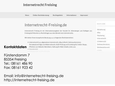 Abmahnung - Waldorf Frommer - Inside Wikileaks - Die fünfte Gewalt