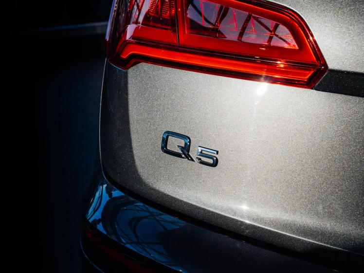 Audi Q5 im Abgasskandal