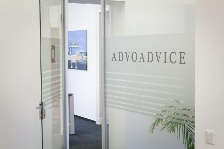AdvoAdvice Rechtsanwälte mbB
