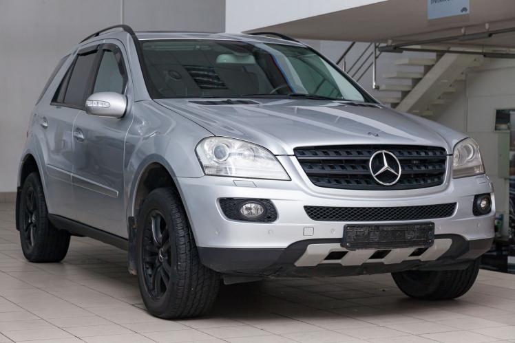 Mercedes ML im Abgasskandal