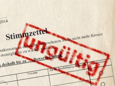 Anfechtung der Betriebsratswahl 2014?