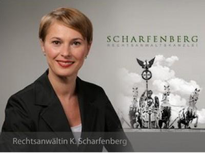 Apparition - Dunkle Erscheinung Abmahnung Rechtsanwaltskanzlei Waldorf Frommer