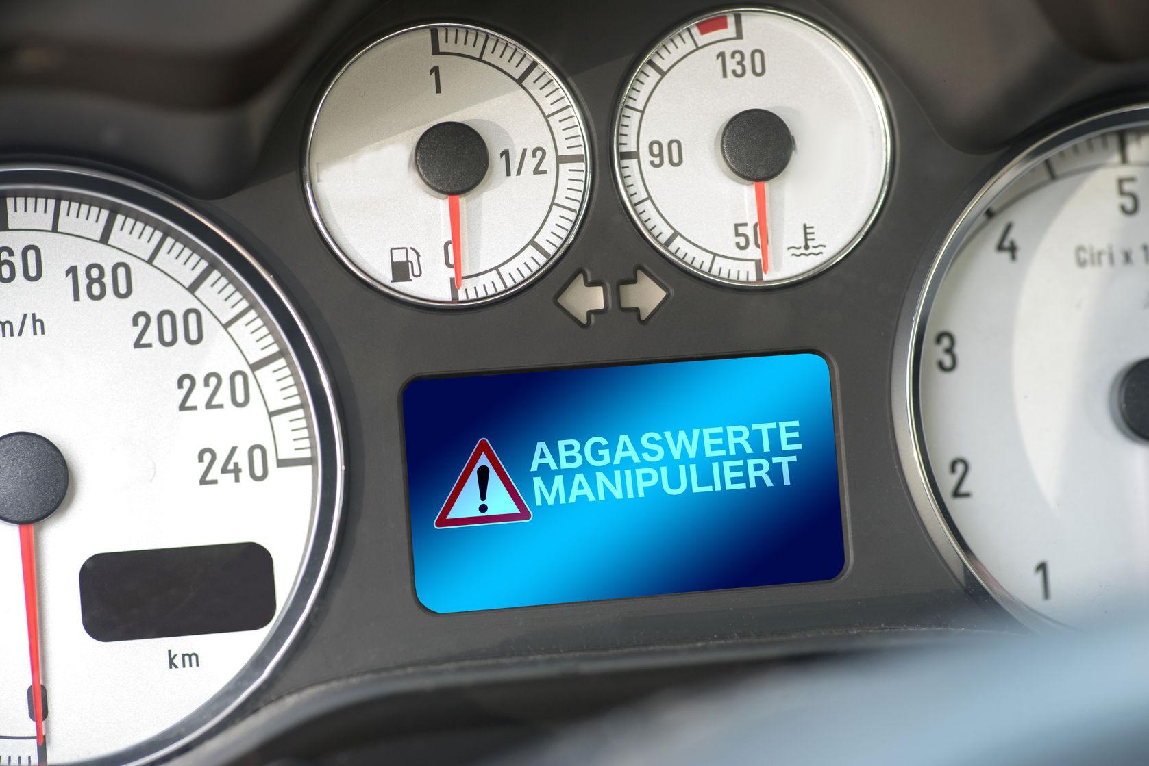 VW EA288 Abgasmanipulation