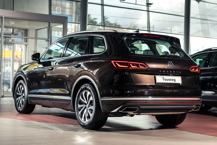 VW Touareg Abgasskandal