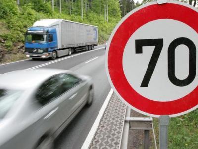 Bußgeldbescheid - Ausnahme vom Fahrverbot für bestimmte Fahrzeugarten