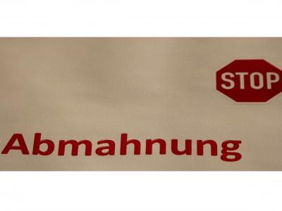 Deutsche Umwelthilfe (DUH) Abmahnung