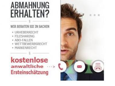 """facebook-Abmahnung - SAT1 rät: """"Anwälte und Fotografen nicht als facebook-Freunde aufnehmen"""""""
