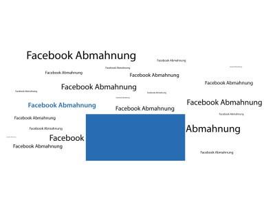 Facebook Abmahnung: Privatperson erhält Abmahnung wegen Nutzung fremden Bildes als Profilbild - Schadensersatzforderung 2.000 €