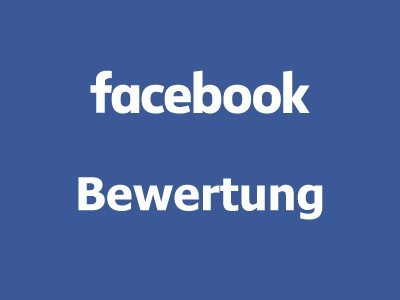 Facebook Bewertungen löschen lassen