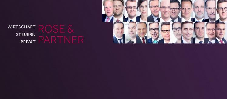 Wirtschaftsrechtskanzlei ROSE&PARTNER
