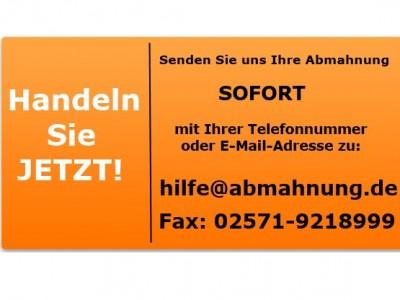 Filesharing Abmahnung Upside Down (Film) durch Waldorf Frommer Rechtsanwälte für Tele München Fernseh GmbH + Co Produktionsgesellschaft