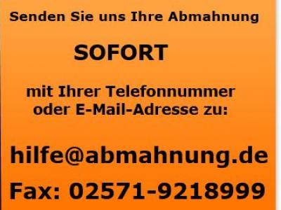 Filesharing Abmahnung Waldorf Frommer Rechtsanwälte, Rainer Munderloh, Daniel Sebastian im Auftrag der Rechteinhaber