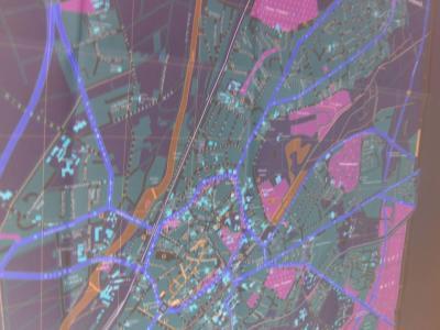 Geistiges Eigentum: Abmahnung bei Stadtplänen und Landkarten-Ausschnitten
