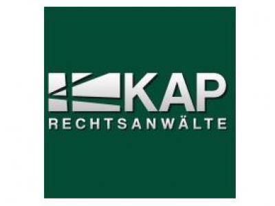Gläubigerversammlung der WGF AG vom 08.04.2013 | KAP Rechtsanwälte für Mandanten vor Ort
