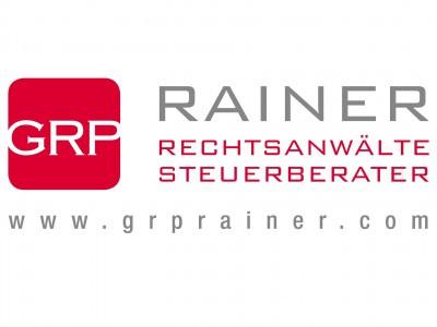 Global Law Experts zeichnet GRP Rainer Rechtsanwälte Steuerberater als Wirtschaftskanzlei des Jahres 2015 aus