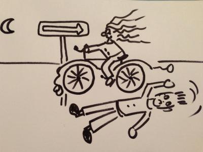 Höhere Bußgelder für Radfaher: In Wirklichkeit nur ein Nebenschauplatz