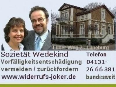 Immobilienfinanzierung: So kommen Häuslebauer mit einem 'Trick' zur viel günstigeren Finanzierung. ARD-plusminus 08.10.2014 zeigt wie es geht.