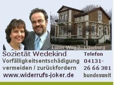 Immobilienkredit: Widerrufs-Joker - zinsgünstige Anschlussfinanzierungen? Praktische Tipps