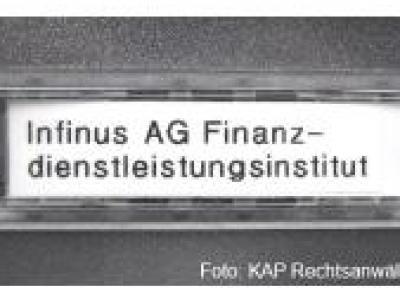 """Infinus AG/ Future Business KGaA - Kündigung/ Widerruf & """"Tipps"""" von Vermittlern I KAP Rechtsanwälte informieren"""