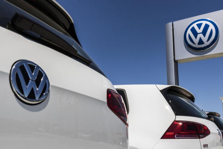 Volkswagen im Abgasskandal