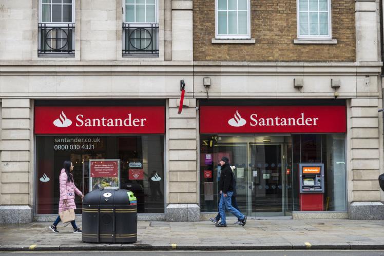 Widerruf Santander Bank