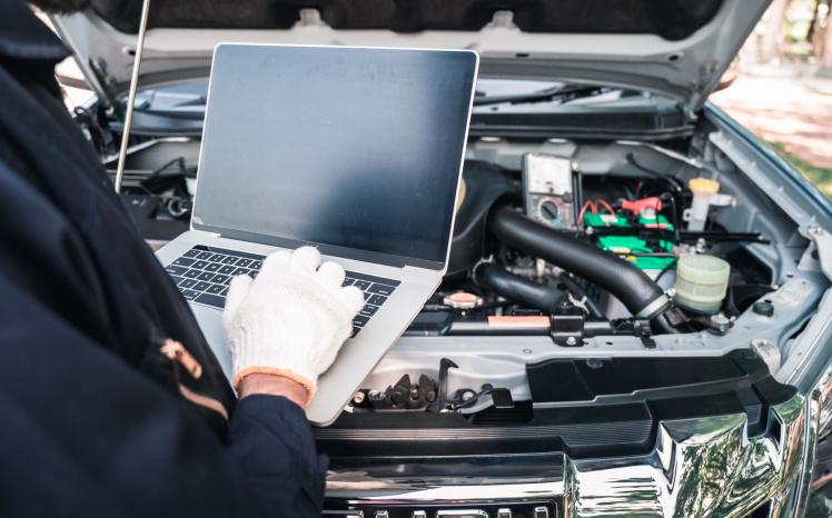 Diesel Software Update