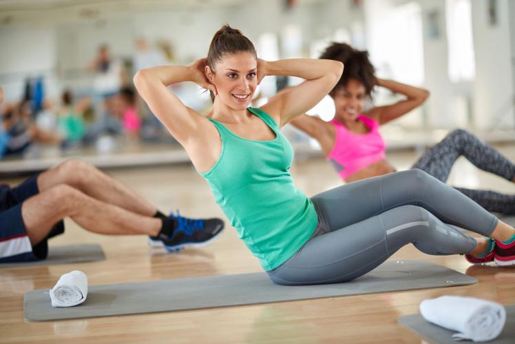 keine Beiträge während Schließung Fitness-Studio