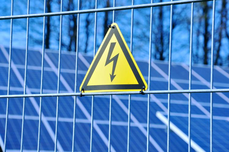 Die Sonnenenergie sollte Kryptimining wirtschaftlich gestalten - so der Plan der Envion AG