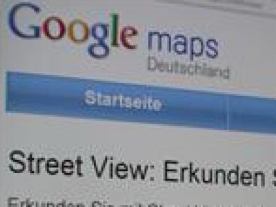 Pinkelnd auf Google Street View –Franzose klagt gegen Google