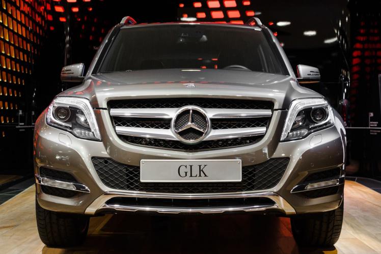 Mercedes GLK im Abgasskandal