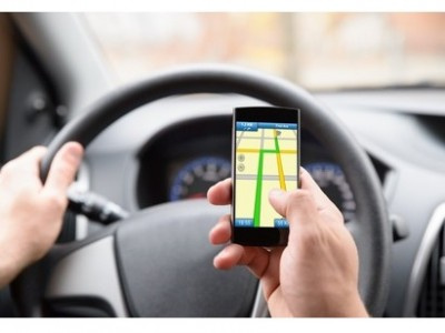 Smartphone als Navi nutzen - Ist das erlaubt?