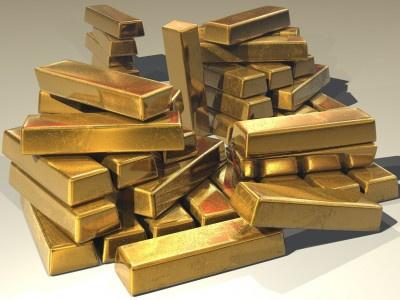 BWF-Stiftung - große Mengen Falschgold sichergestellt