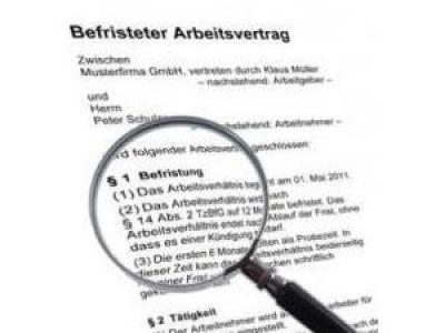 10 Tipps Zur Befristung Von Arbeitsverhältnissen Anwalt24de