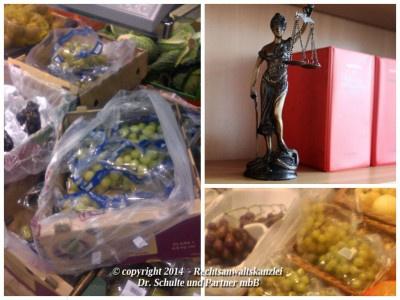 Verbraucherrecht: Ausrutschen im Supermarkt und verletzt