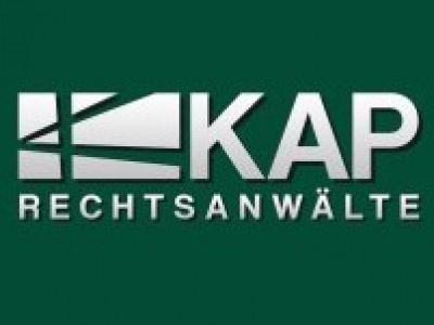 VW-Volkswagen Abgasskandal: Erste Aktionärsklagen von KAP Rechtsanwälte erreichen Volkswagen