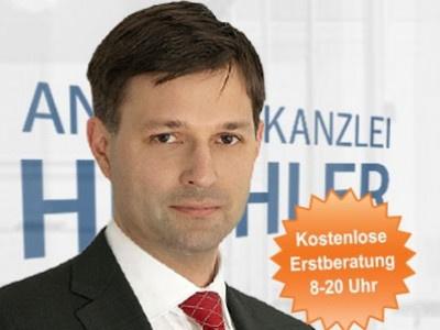 Waldorf Frommer Abmahnung für € 815,00 – Was tun?