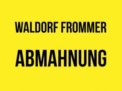 Waldorf Frommer – Abmahnung Das Schicksal ist ein mieser Verräter - Twentieth Century Fox Home Entertainment Germany GmbH wegen Filesharing