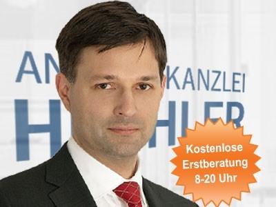Waldorf Frommer Abmahnung - € 815 und Unterlassungserklärung