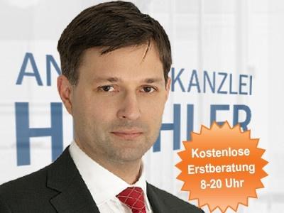 Waldorf Frommer Abmahnung - € 815 - Unterlassungserklärung