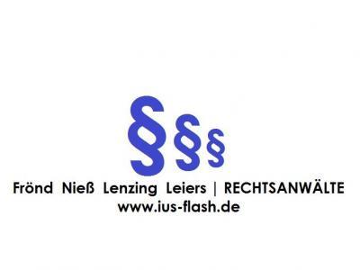 Wettbewerbsrechtliche Abmahnung der New Caddish GmbH, Cottbus, wegen fehlerhafter Widerrufsbelehrung