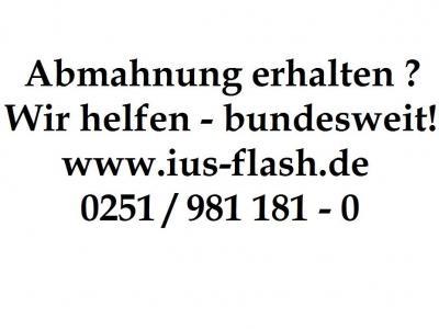 WETTBEWERBSRECHTLICHE ABMAHNUNG DER H&S COMPUTER GBR, HAMMINKELN
