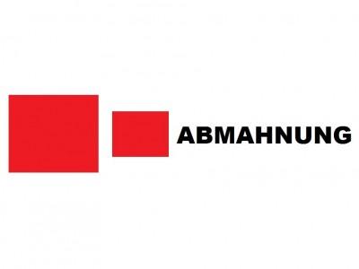 Wettbewerbsrechtliche Abmahnung der VSM Deutschland GmbH
