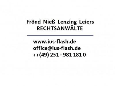 Wettbewerbsrechtliche Abmahnung des Herrn Artur Hornbacher durch Rechtsanwalt Sandhage - Verstoß gegen Preisangabenverordnung